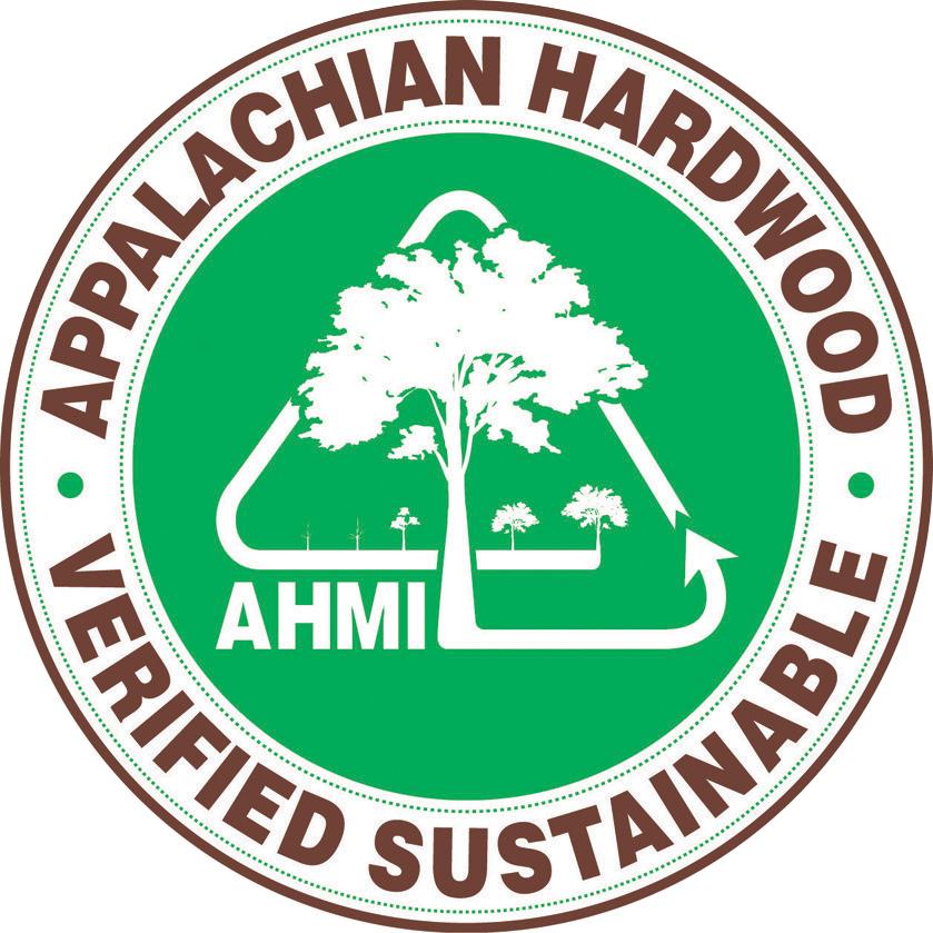 Appalachian hardwood handle
